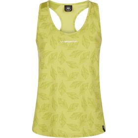 La Sportiva Leaf Top Kobiety, żółty
